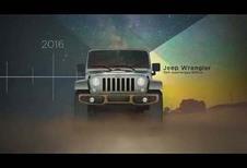 75 ans de Jeep : une rétrospective en 1 min 30 s