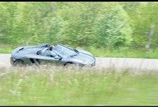 McLaren 12C Spider: meer dan 130.000 kilometer