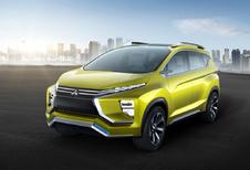 Mitsubishi toont XM Concept als Crossover MPV