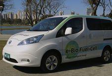 Nissan stelt brandstofcel voor zonder waterstof