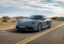 Porsche maakt goedkopere 718 Boxster en Cayman voor China