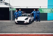 AutoWereld met Mazda MX-5 in 24 Uur van Zolder