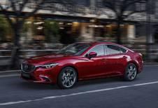 Mazda 6: kleine updates