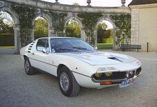 Alfa Romeo Montreals in Dinant en Mettet