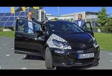 Opel Ampera-e: belangrijke testrijders