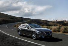 Mazda 6: nieuw voor 2017