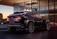 Lexus UX Concept: het einde van de CT200h?