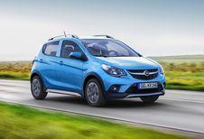 Opel Karl Rocks: stoere instapper