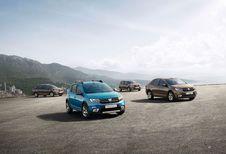 Dacia Logan en Sandero hebben recht op facelift