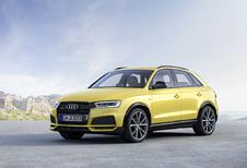 Audi Q3 weer een beetje stoerder