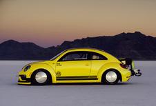 's Werelds snelste Volkswagen Beetle: 328 km/u