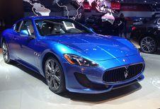 Maserati GranTurismo: make-over in 2018