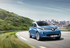 Vernieuwde Renault Zoe haalt 400 km