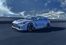Hyundai RN30: conceptcar met sportief DNA