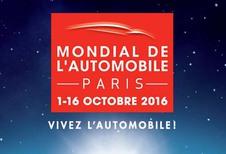 Ontdek alle nieuwigheden op het Autosalon van Parijs 2016 (met live feed) #1