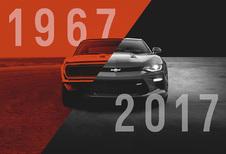 Feest bij Chevrolet, de Camaro is 50