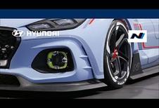 Hyundai RN30: in beeld