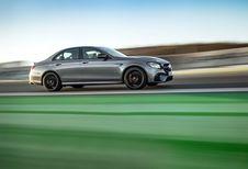 Mercedes-AMG E63 gaat loos