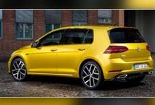 Volkswagen Golf 7: nieuw lek en meer informatie