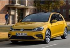 Volkswagen Golf 7 facelift gelekt!