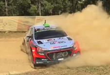 Hoe driften in een Hyundai i20 WRC?