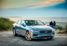 Volvo : modifications pour les « 90 »
