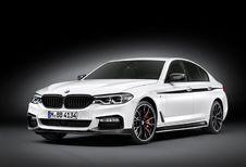BMW Série 5 M Performance : des airs de M5