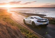 Extension de garantie McLaren à 12 ans