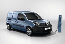 Renault Kangoo Z.E.: meer rijbereik