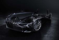 Lexus: de nieuwe LS komt in januari 2017