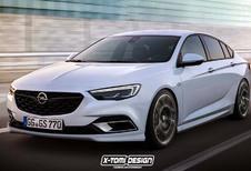 Opel Insignia Grand Sport: en de OPC?