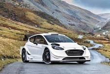 Ford : La Fiesta WRC avec Ogier !