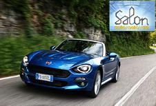 Autosalon Brussel 2017: Fiat (paleis 5)