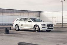 Volvo V90 T5 Bi-Fuel lust aardgas