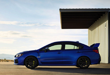 Wat is er nieuw aan de vernieuwde Subaru WRX STi?