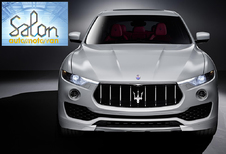 Autosalon Brussel 2017: Maserati (paleis 5)