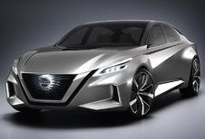 Nissan Vmotion 2.0 Concept toont gewaagde nieuwe designtaal
