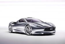 Infiniti : Première voiture électrique en 2020