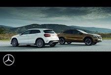 Mercedes GLA: de facelift op video