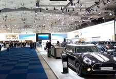 Visite virtuelle Palais 7 - BMW, Mini, Nissan, Opel, Subaru, Lexus