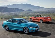 BMW 4-Reeks: esthetisch bijgewerkt