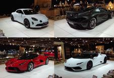 Virtueel bezoek Dream Cars 2017 - deel 2