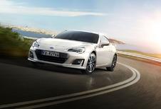 Subaru BRZ met nieuwe troeven