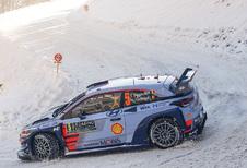Thierry Neuville stevig aan de leiding in Monte Carlo