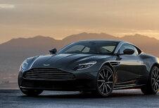 Geen nieuw logo voor Aston Martin