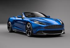 Aston Martin Vanquish S Volante : facelift