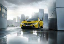 BMW : deux nouvelles séries spéciales pour l'i8