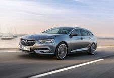 Opel Insignia Sports Tourer: tijd voor de break