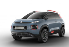 Citroën C-Aircross Concept mikt op Countryman en Co