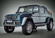 Mercedes-Maybach G650 Landaulet is baas boven baas